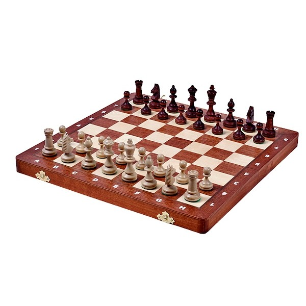 "Magnetic chess set  ""Keb"""