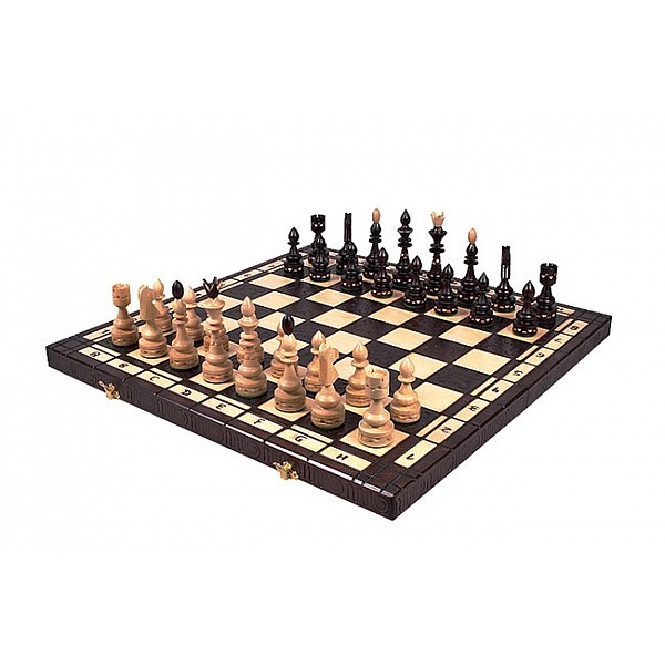 """Chess set """"Rae"""" (size 50 X 50 cm / 19.68"""" X 19.68"""" inches)"""