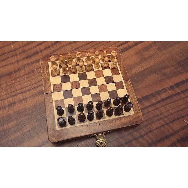 Travel Chess Set magnetic