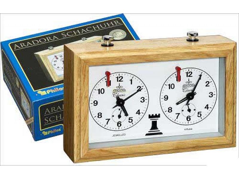 Chess Clock, mechanical