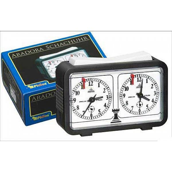 Chess Clock, black, mechanical