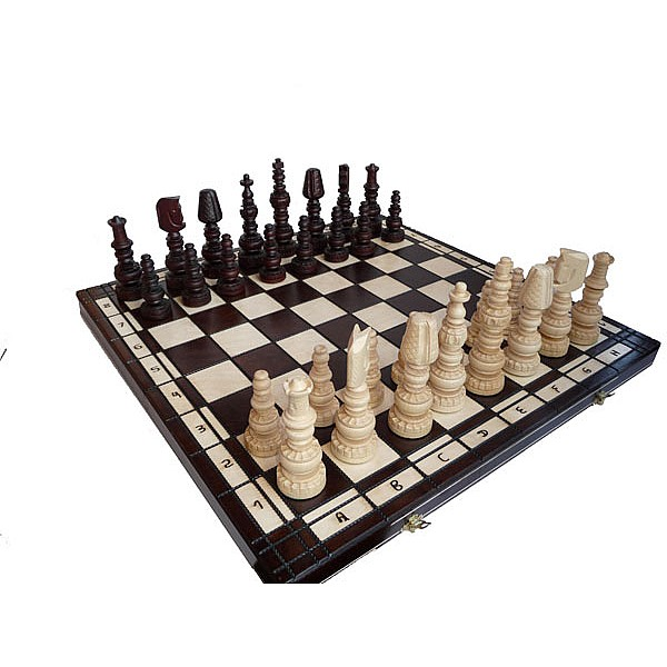 """Chess set  """"giant king"""" (size 58 X 58 cm / 22.83"""" X 22.83 inches)"""