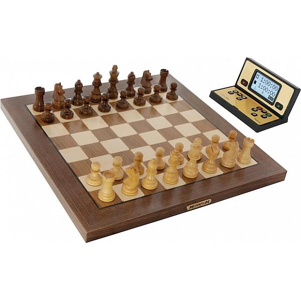 "Electronic chess computer  ""Genius Exclusive"""