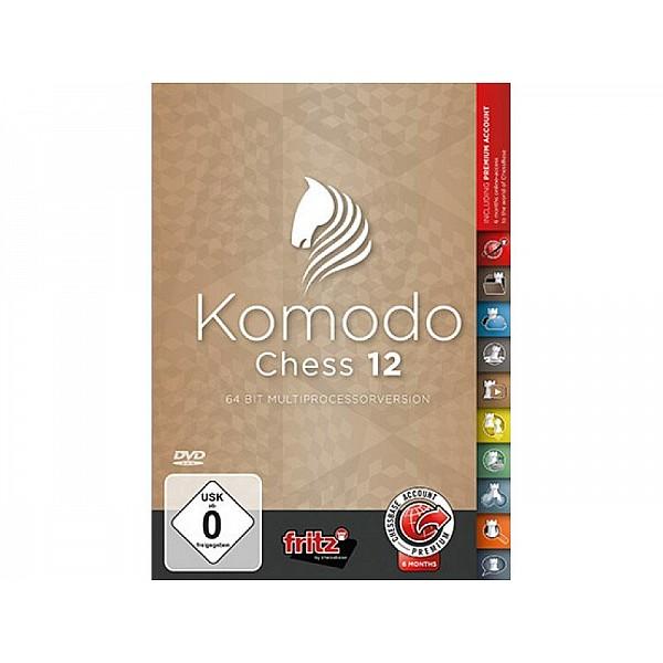 Komodo 12 DVD