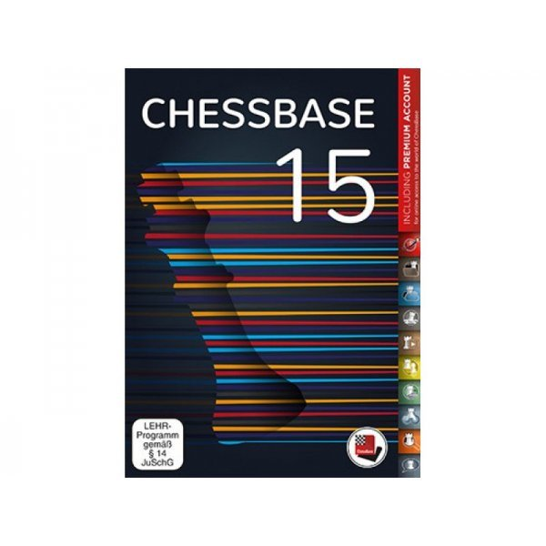 ChessBase 15 DVD