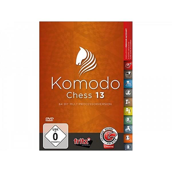 Komodo 13 DVD