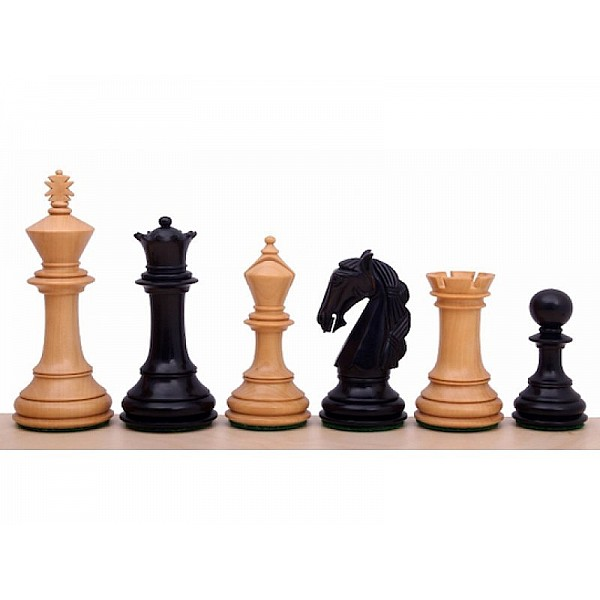"""Chess pieces Colombian -  King's height 9.5cm  / 3.75"""" inch"""