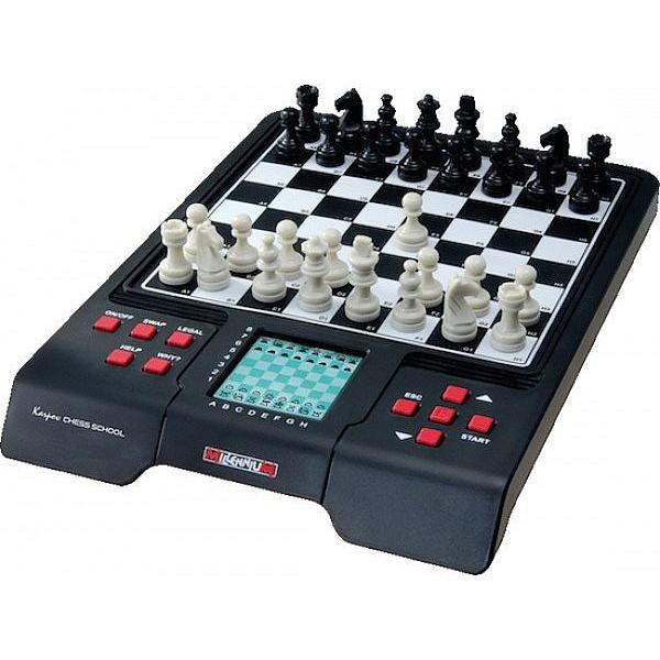 "Electronic chess computer  ""The Millennium Karpov Chess School"""