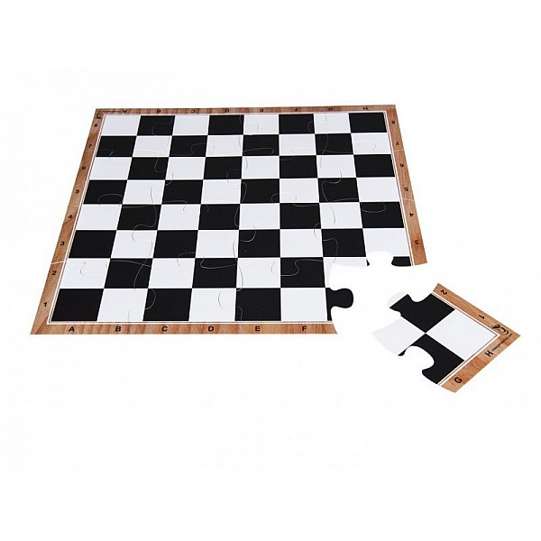 Chess boards puzzle