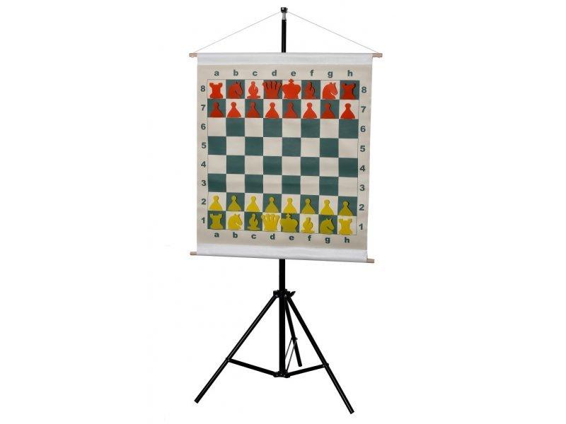 Metalic tripod for  demo chess boards