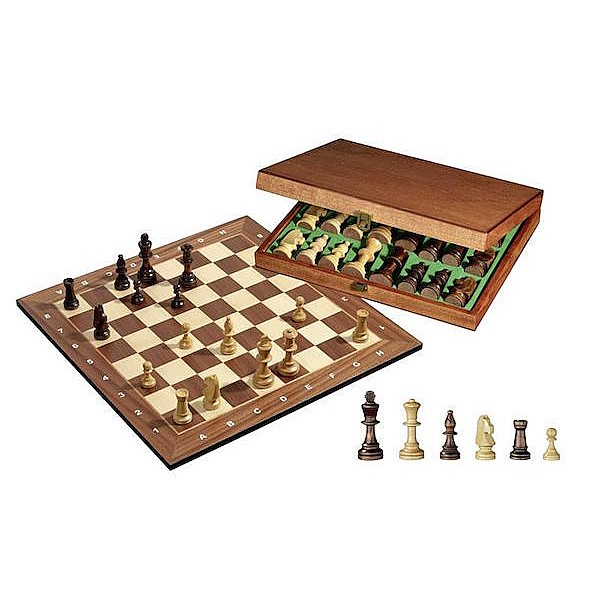 Chess set complete