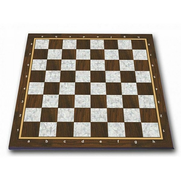 """Lyx economy wooden chess board  (45 X 45 cm / 17.71"""" X 17.71"""" inches)"""