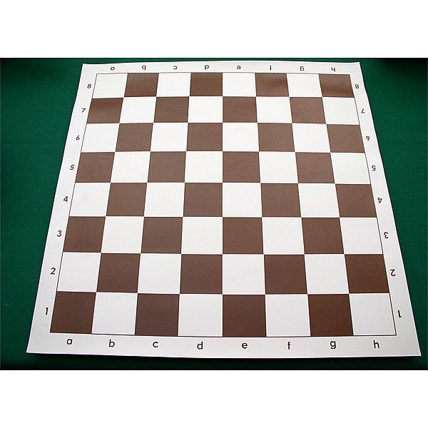 Vinyl chess board