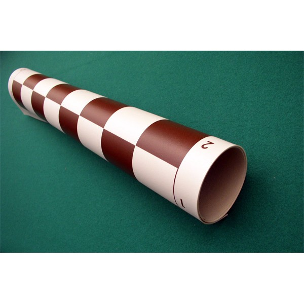 Vinyl chess boards
