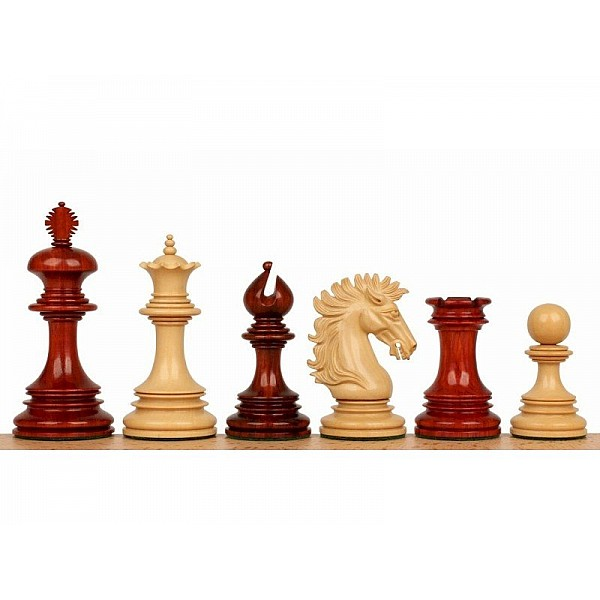 """Chess pieces Wellington -king's height 10.8cm / 4.24"""" inch"""