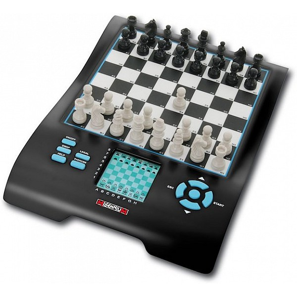 Electronic chess computers